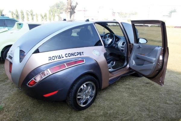 Gurmeet Ram Rahim Singh Insan's Modified Car 8