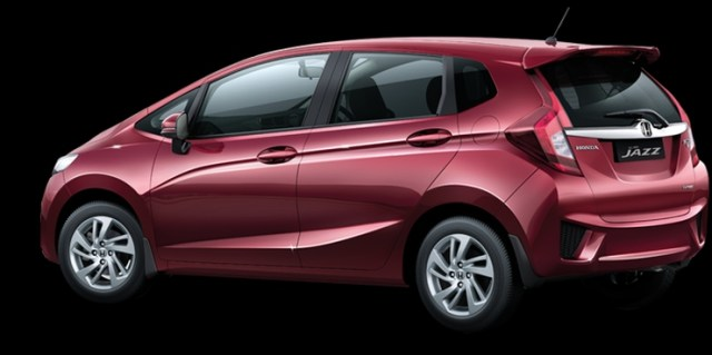 Honda Jazz Hatchback 2