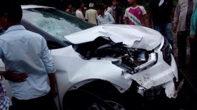 Hyundai Creta Crash 1