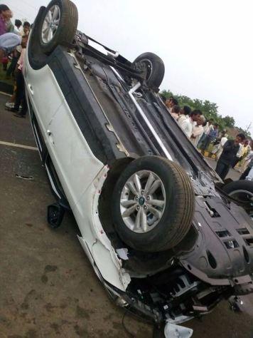 Hyundai Creta Crash 2