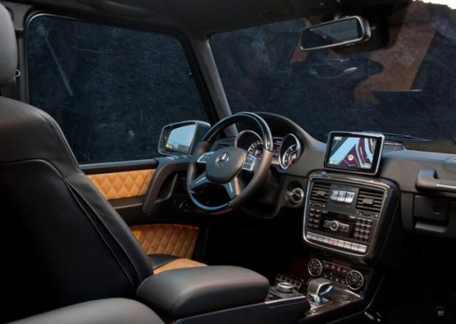 Mercedes Benz G63 AMG 2