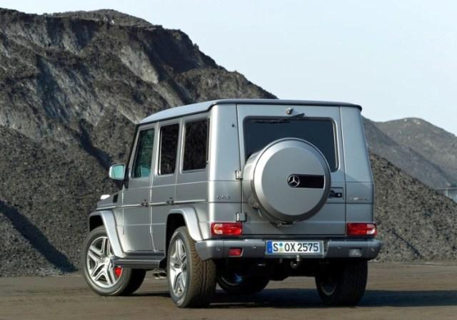Mercedes Benz G63 AMG 3