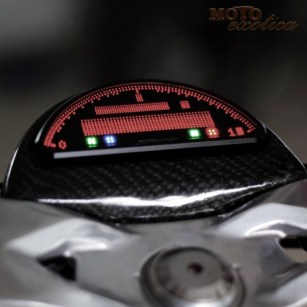 Motoexotica's Yamaha RD350 Retro Cafe Racer 6