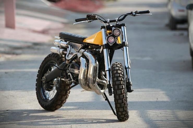 Custom Paint Job Motorcycle Bangalore
