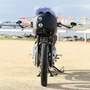 Rewind MC's Royal Enfield Dirty Girl Cafe Racer 1