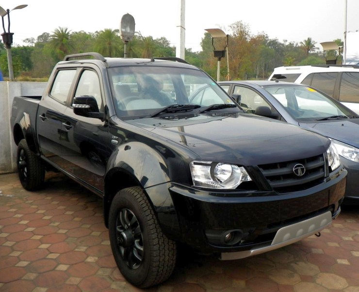 Modified Tata Xenon Pick Up Trucks