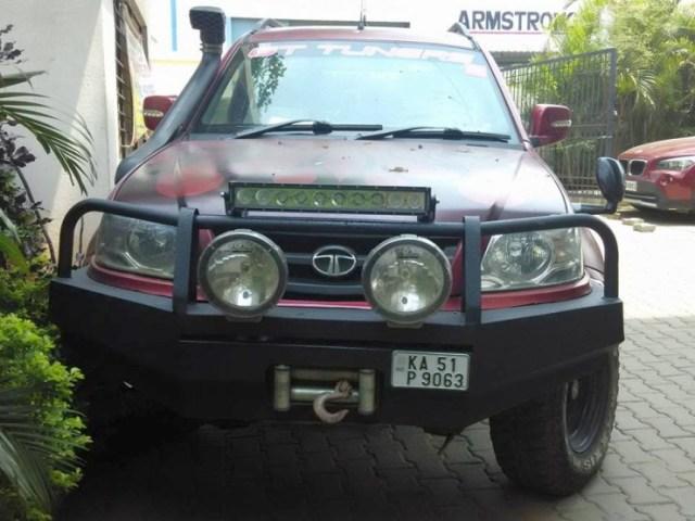 Tata Xenon by West Coast Off Road Customs 1