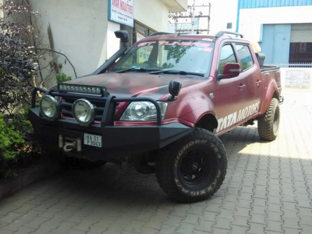 Tata Xenon by West Coast Off Road Customs 2