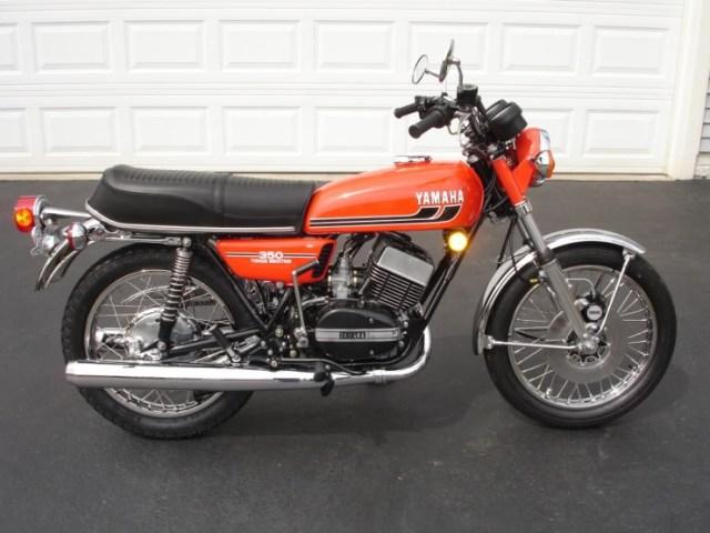 Yamaha RD350