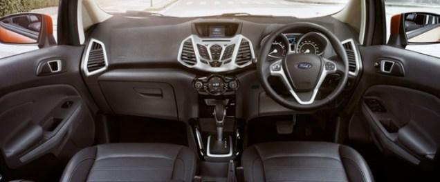 Ford Ecosport Interiors 2