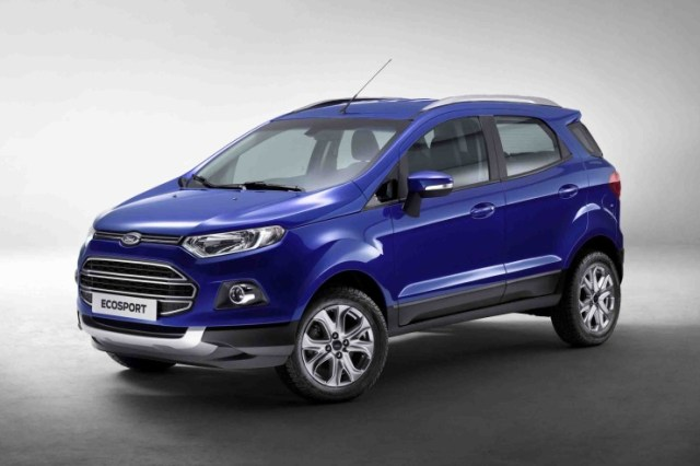 2014 Ford EcoSport Limited Edition
