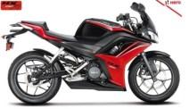 Hero Motocorp HX 250R 2