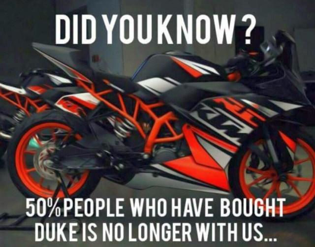 KTM Meme 1