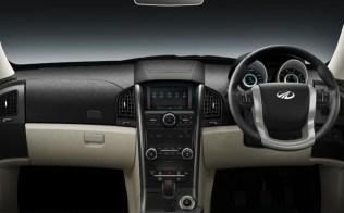 Mahindra XUV500 Interiors 1