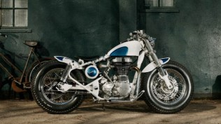 Old Empire Motorcycles' Custom Bobber 1