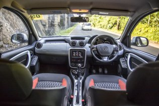 Renault Duster Interiors 1