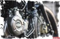 Studio Motor's Bajaj Pulsar 220 based bobber custom 6