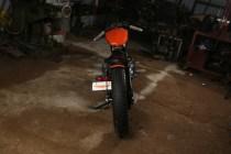 TNT Motorcycles' Royal Enfield Shunya Custom 6