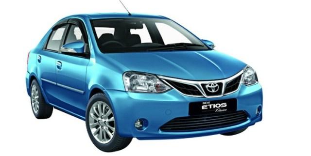 Toyota Etios Xclusive