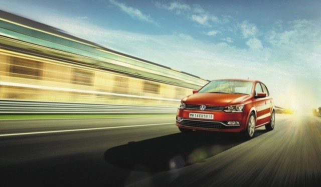 2015 Volkswagen Polo Hatchback 6