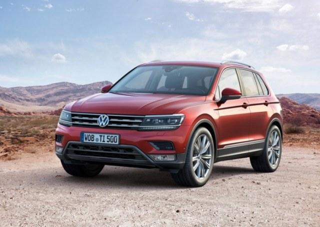2016 Volkswagen Tiguan 1