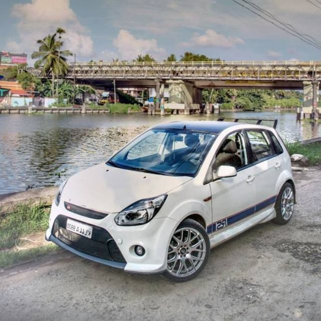 Design Energized's Ford Figo RS 3