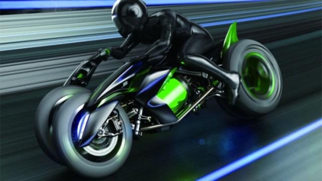 Kawasaki Concept J 1