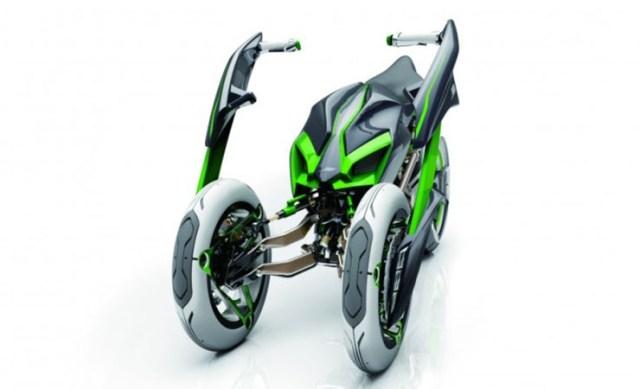 Kawasaki Concept J 5