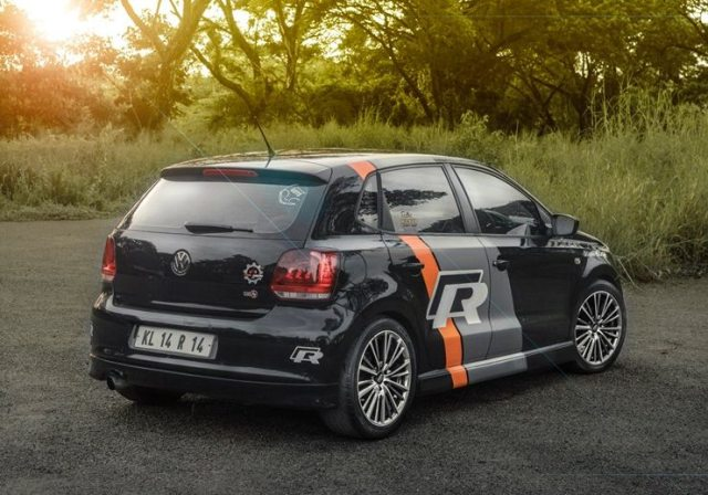 Lap 47 Performance Studio's Volkswagen Polo Race Edition 2