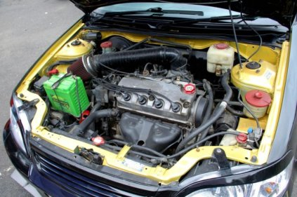 Sibin's Honda City VTEC Custom 3