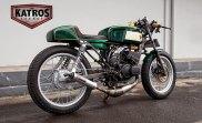 The Katros' Yamaha RX135 Cafe Racer Custom 4