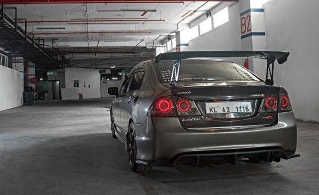 UrbanR's Honda Civic Custom 4