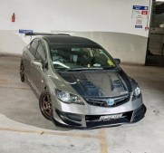 UrbanR's Honda Civic Custom 5