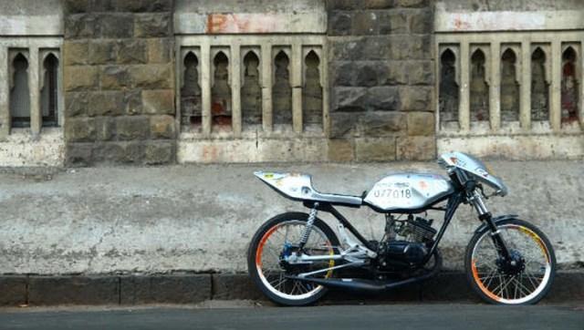 Yamaha RX135 Dragster 1