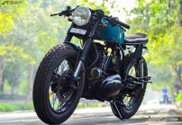 Young Kid Custom's Cafe Racer 350 4