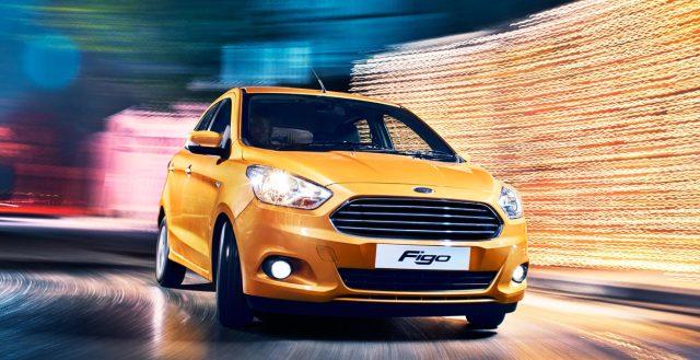 Ford Figo front motion