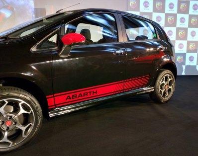 Fiat Punto Abarth 3