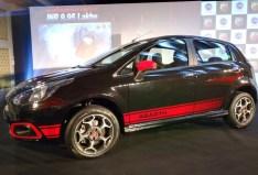 Fiat Punto Abarth 4