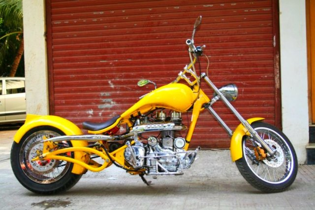 Vardenchi Customs' Big Yellow 2