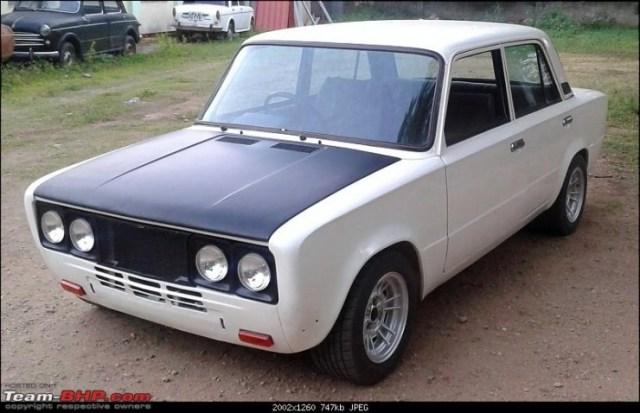 Premier 118NE modified