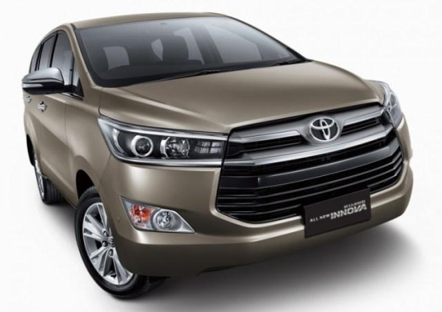 2016 Toyota Innova MPV 4