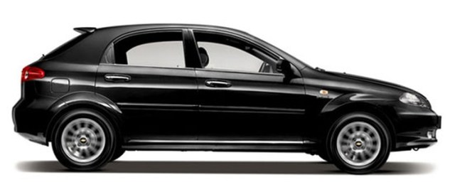 Chevrolet SR-V