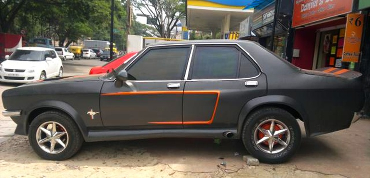 Mustang Car For Sale In India