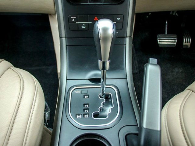 Mahindra XUV500 automatic gearbox