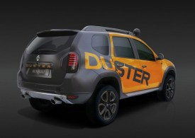 Renault Duster Decal 3