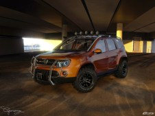 Renault Duster Off Road 1