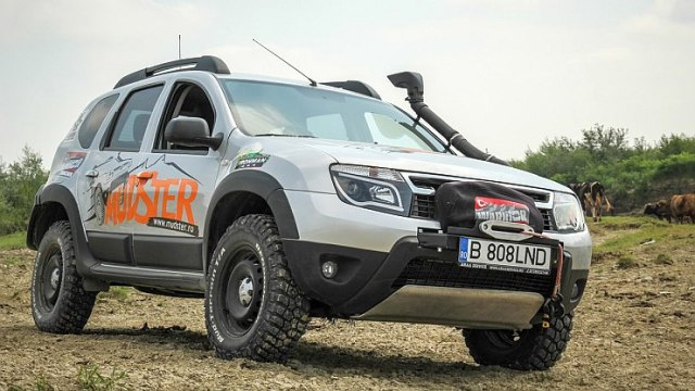 Renault Duster Off Road 3