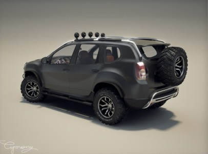 Renault Duster Off Road 6