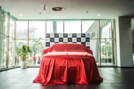 Virat Kohli with his new Audi A8L W12 Quattro Luxury Saloon 2