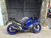 Modified Yamaha R15 into R6 side